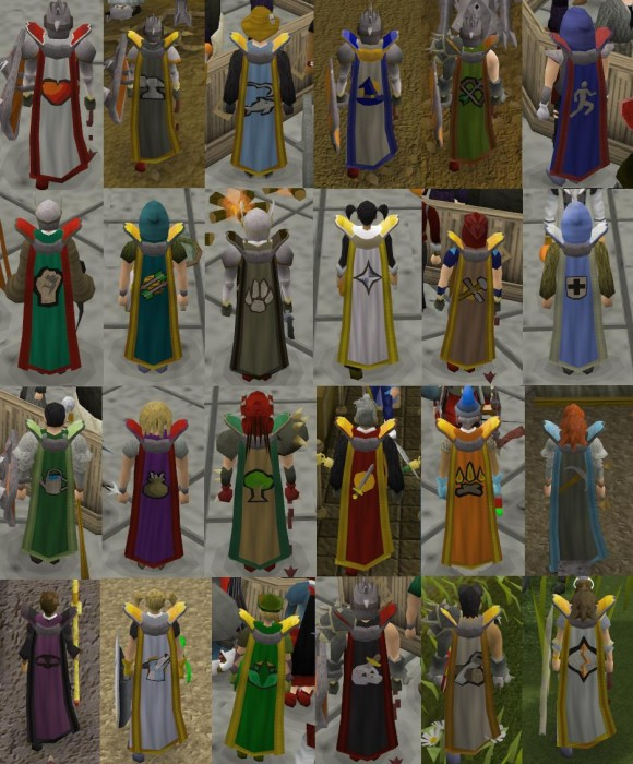 rs capes2 The way to obtain the Master capes in RS