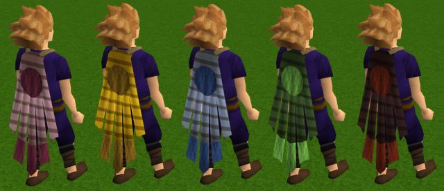 runescape capes