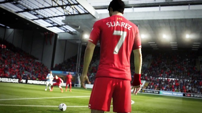 FIFA 15 ranks second in UK Chart