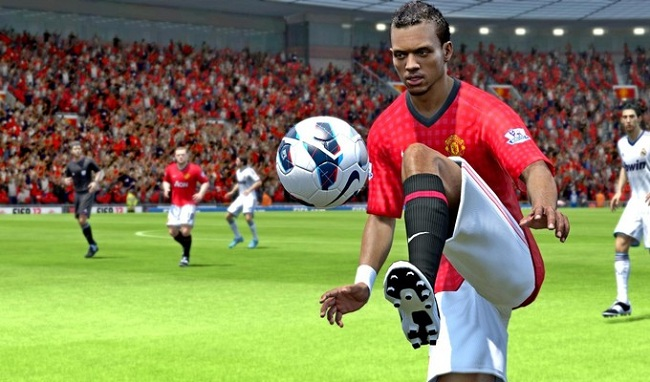 FIFA 15 Player Uses Luis Suarez to Kick Someone in the Face